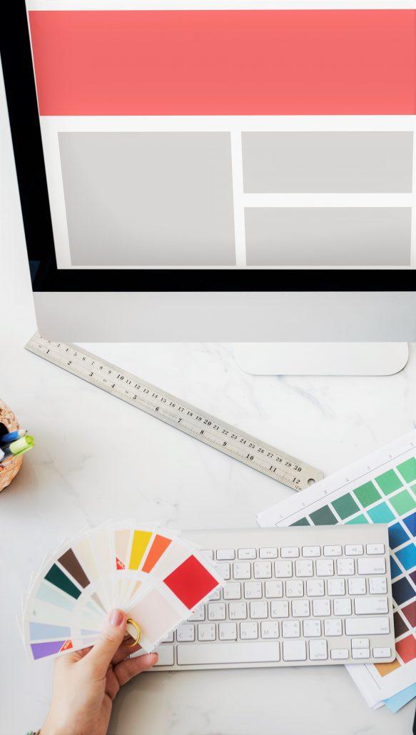 Webdesign, Guide til billig hjemmeside